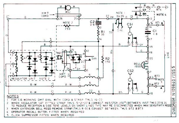 uk telephone wiring