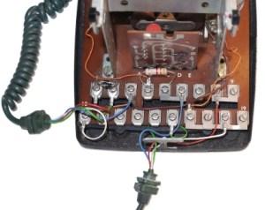 TRANSMITTER INSTALLATION ON 200300 TYPE TELEPHONES