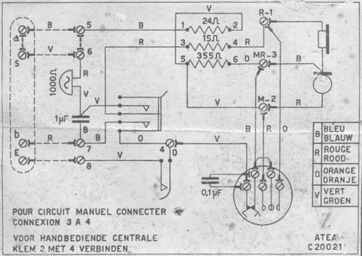 rotary phone wiring diagram western electric products