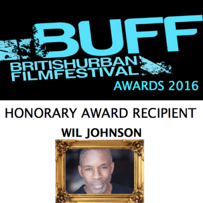 RECIPIENT: Wil Johnson