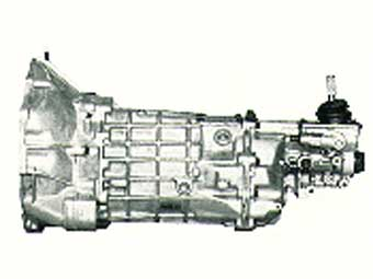 Ford Transmission Options, British V8 Newsletter V12/I1