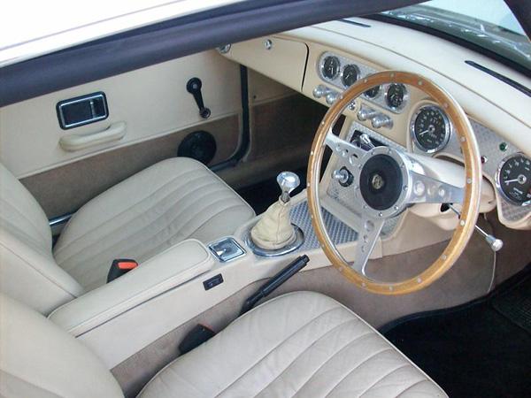 Brook Andersons Modified Original 1976 MGB GT V8