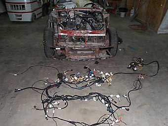 Joe Hutcherson S Mgb With Chevy 4 3 Efi V6