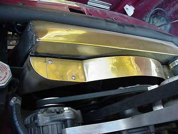 Jim Blackwoods Wicked Blown Oldsmobile 215cid Powered MGB