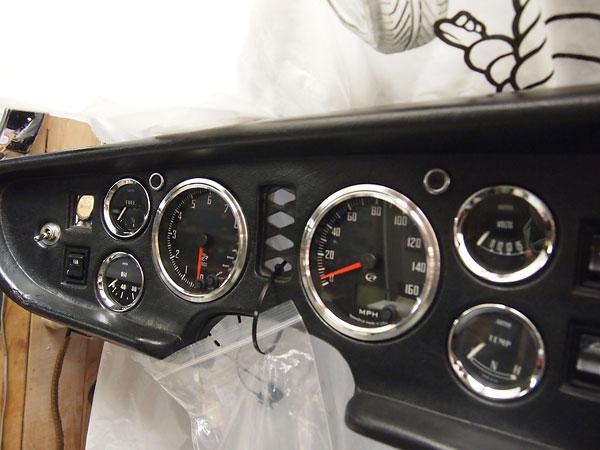 Sony Cd Wiring Diagram Martyn Harvey S 1974 5 Mgb Gt With Ford 302cid V8