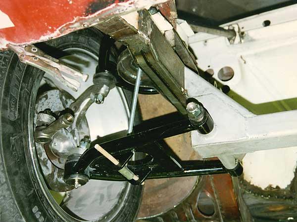 302 Engine Diagram Wilfred Potter S 1966 Sunbeam Tiger Ford 302 V8