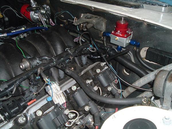 Triumph Stag Wiring Diagram Kingsley Dunstan S 1977 Triumph Stag Chevrolet Ls1 5 7l