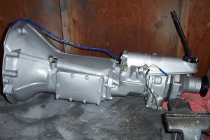 transmission question : MGB & GT Forum : MG Experience