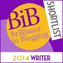 VOTE FOR ME BiB 2014 WRITER