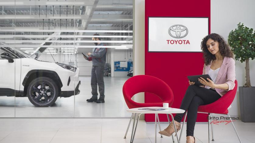 #QuédateEnCasa: Toyota España, en contacto permanente con sus clientes