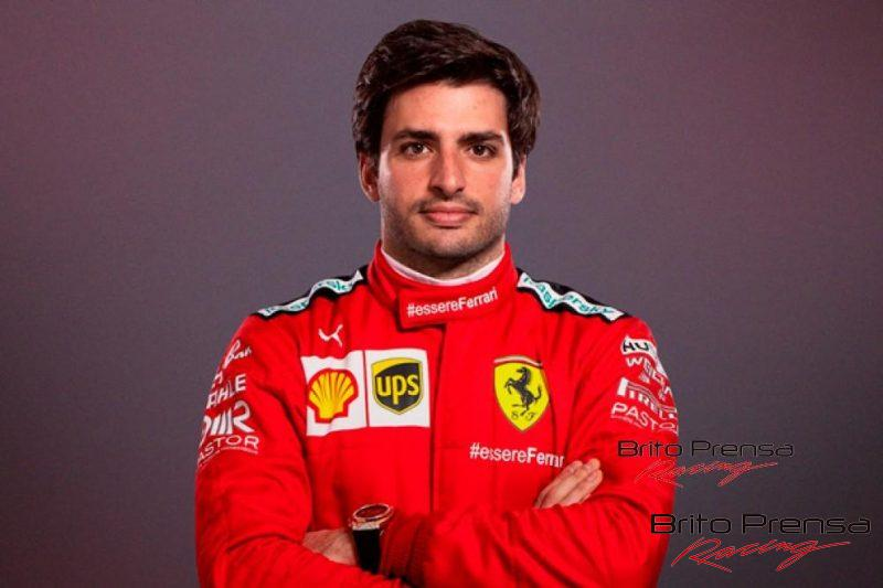 """Ferrari: """"Sainz sería el compañero ideal de Leclerc en la Scudería"""""""