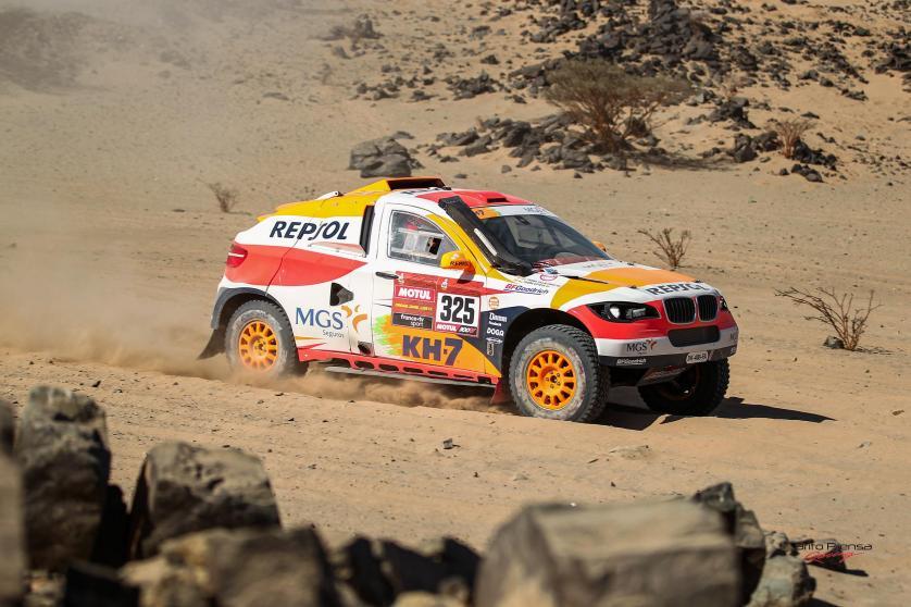 Satisfacción entre los pilotos de KH7 por el nuevo Dakar 2021