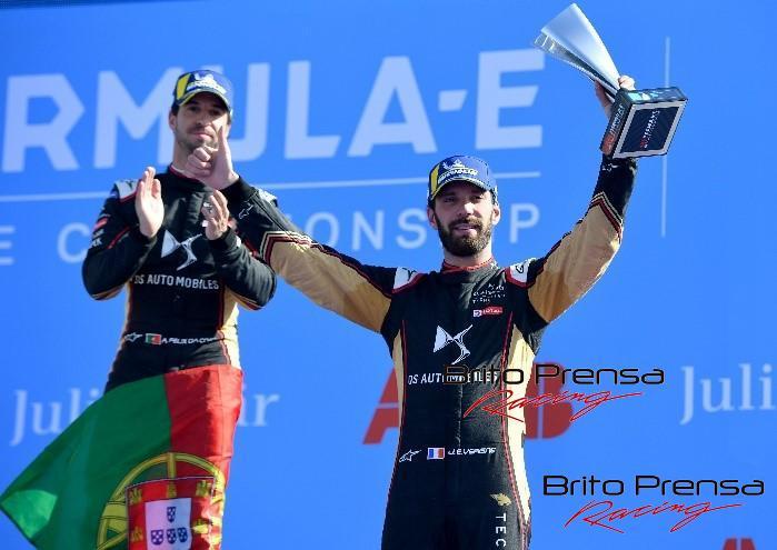 El campeonato ABB FIA FORMULA E, vuelve a la competición el próximo 5 de agosto