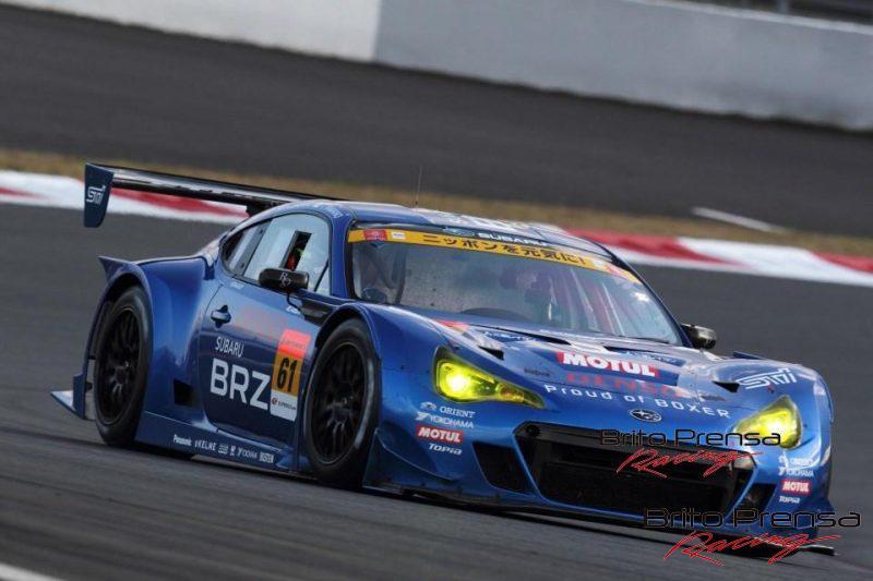 Subaru BRZ GT300, listo para el Campeonato Super GT