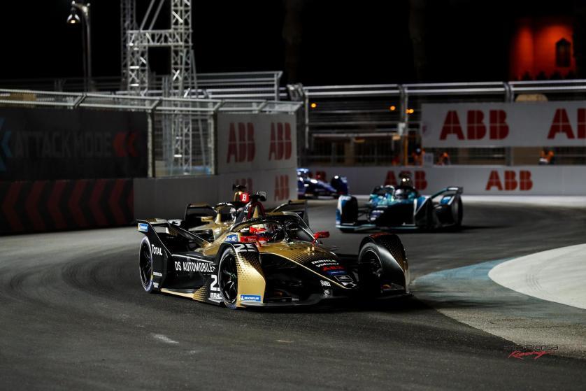 DS Automobiles espera mejores resultados en la segunda carrera