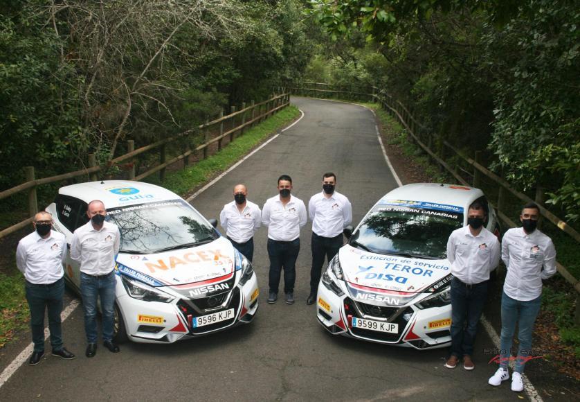 DRI Sport Racing inicia un nuevo asalto a la Copa Nissan Micra con Heriberto Godoy-Víctor García y Borja Falcón-Ibán Santana