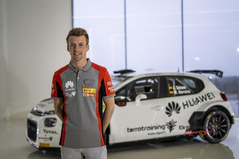 Jan Solans nuevo piloto del Citroën Rally Team en el S-CER 2021