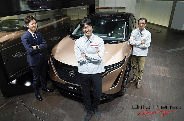 El diseño interior del nuevo Nissan Ariya mejora la vida a bordo