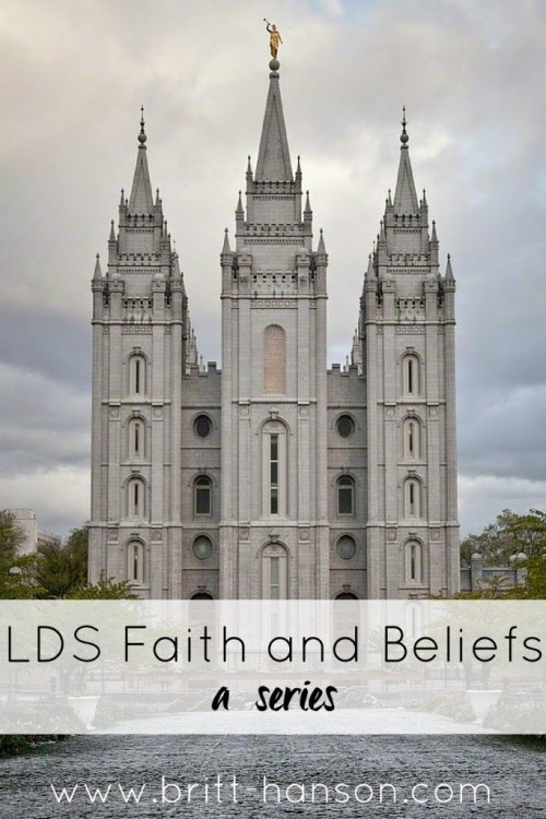 LDS Faith and Beliefs My Little Sunshines