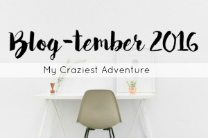 My Craziest Adventure