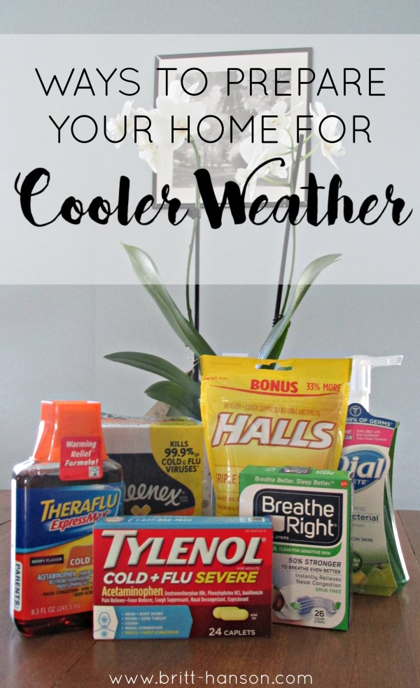 Prepare Your Home For Cooler Weather