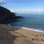 Beach around Plestin-les-Greves