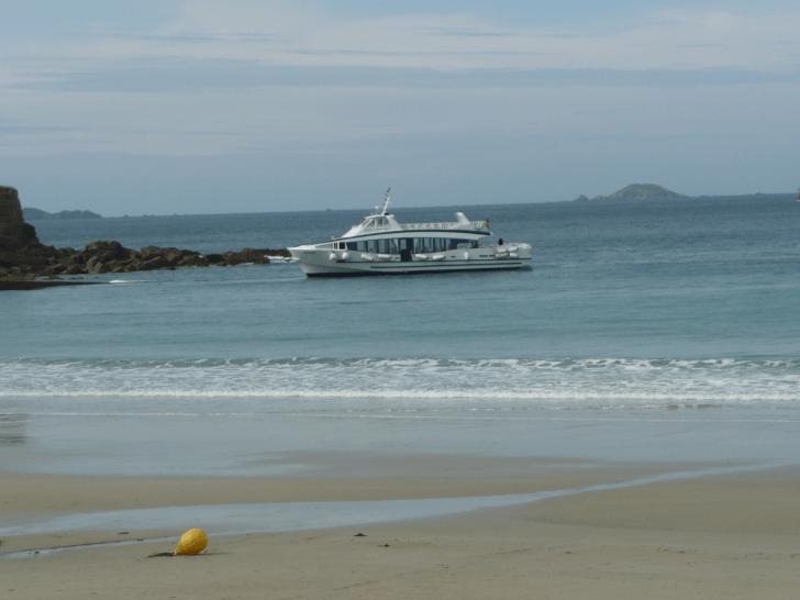 boat trip Perros-Guirec