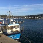 Fishing boats in Tredrez-Loquemeau