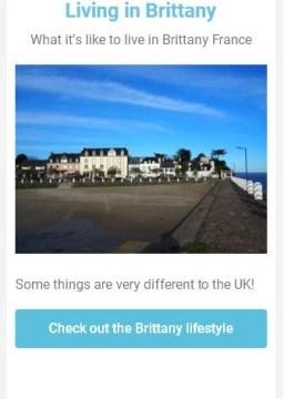 Locquirec Brittany