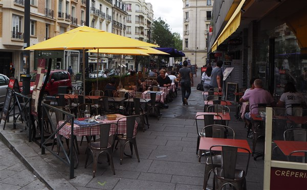 Restaurants in Rennes
