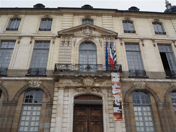 L'Hotel d'Ville, Rennes, Brittany