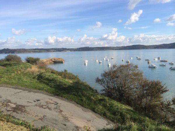 Plestin les Greves in Brittany France