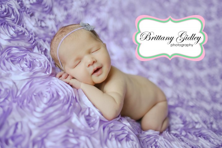 Best Cleveland Newborn Photography | Brittany Gidley Photography, LLC
