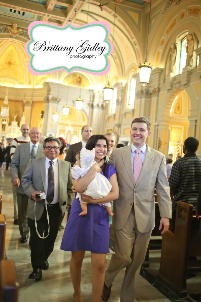 Cleveland Baptism Photographer | Brittany Gidley Photography LLC