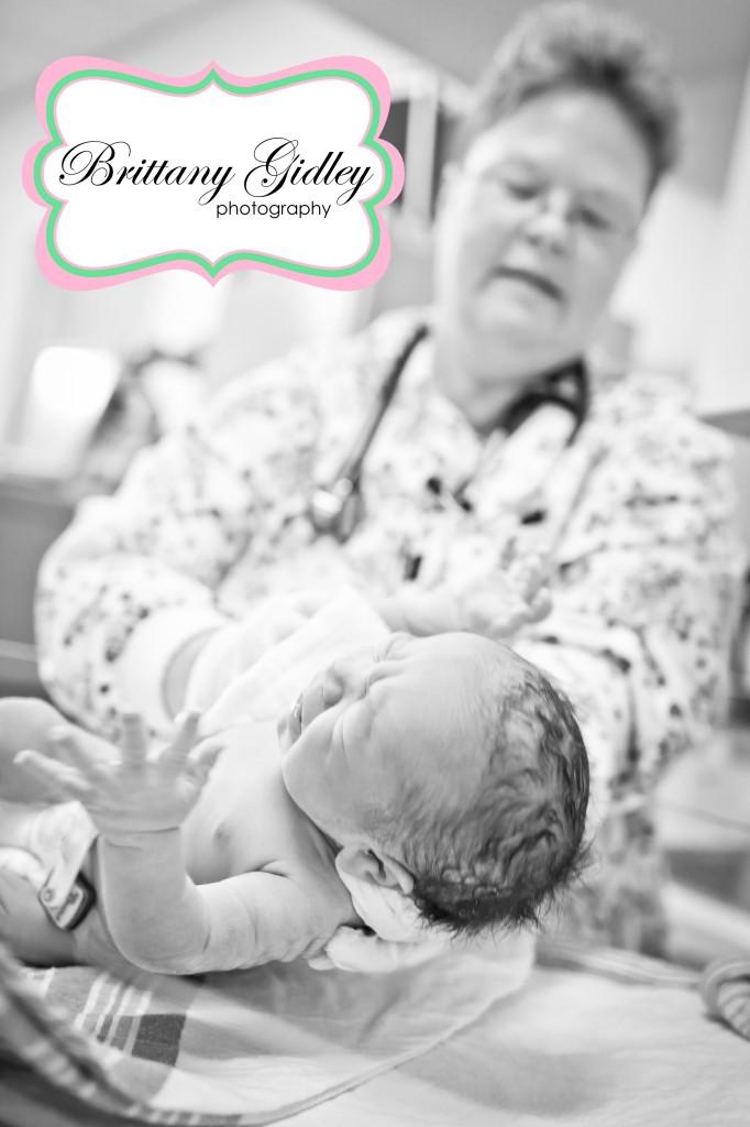 Newborn Baby Photography | Brittany Gidley Photography LLC