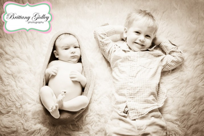 Best Sibling Photography | Brittany Gidley Photography LLC