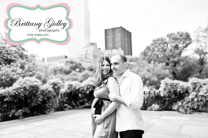 Central Park Maternity | Brittany Gidley Photography LLC