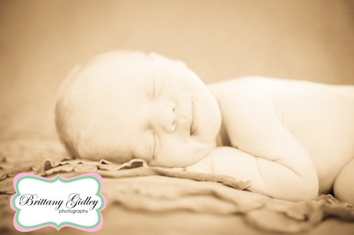 Professional Newborn Photos Cleveland | Brittany Gidley Photography LLC