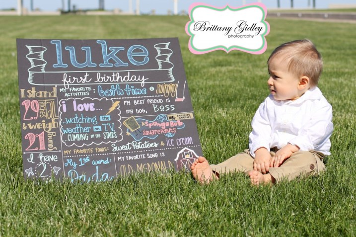 One Year Photography Cleveland | Brittany Gidley Photography LLC