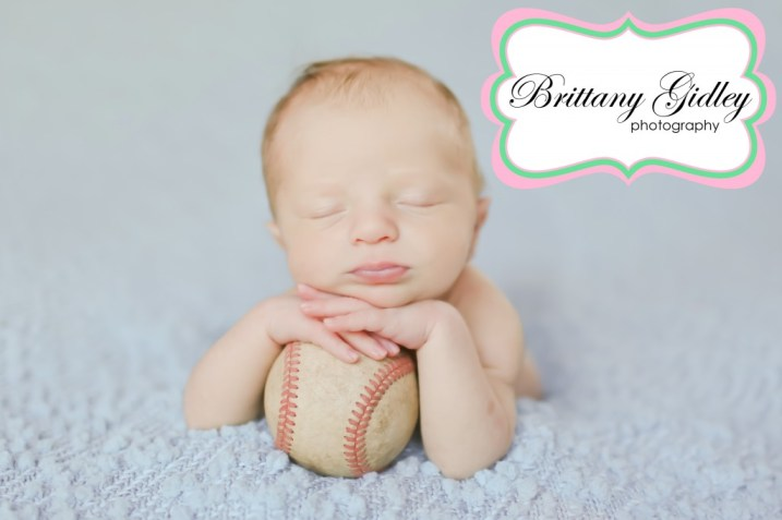 Cleveland Newborn Baby Photographer | Brittany Gidley Photography LLC