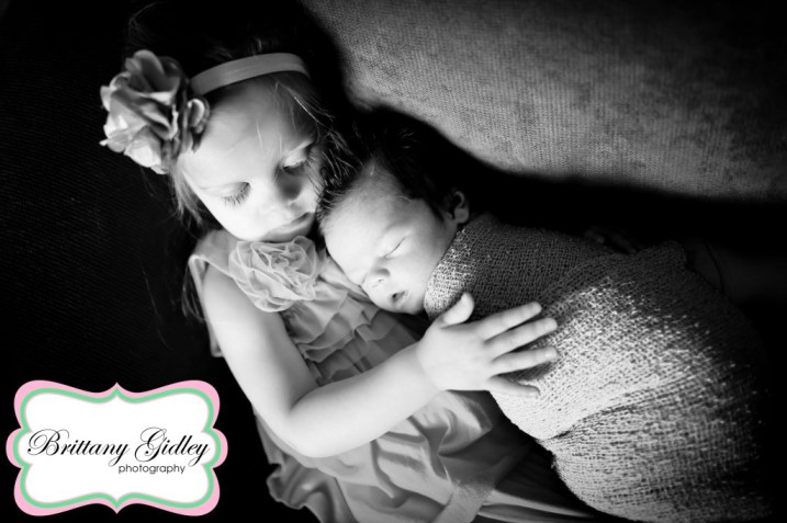 Newborn Baby Photography | Brittany Gidley Photography LLC