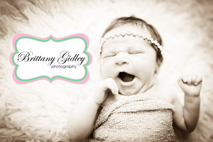 Professional Newborn Photography | Brittany Gidley Photography LLC
