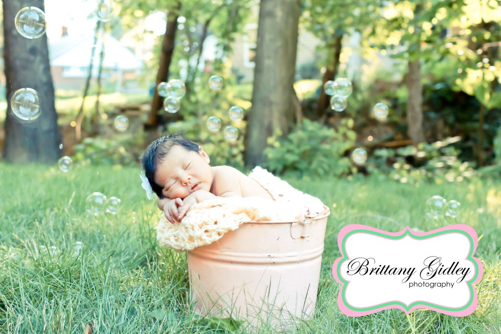 Introducing Kaila | Best Newborn Photography Cleveland