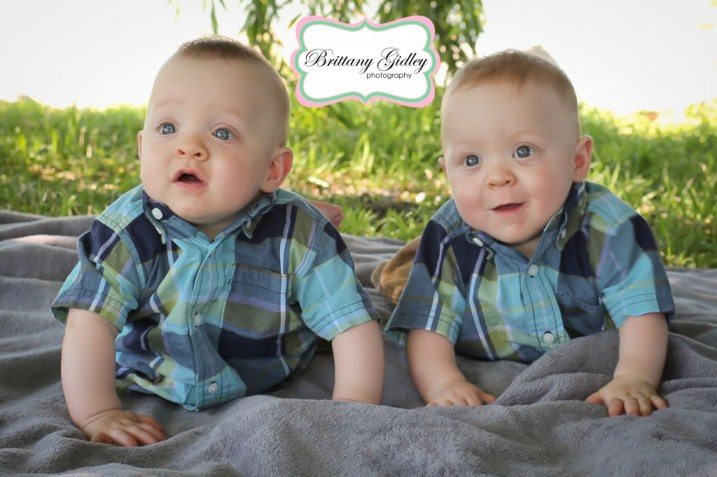 Cleveland Twin Photography | Brittany Gidley Photography LLC