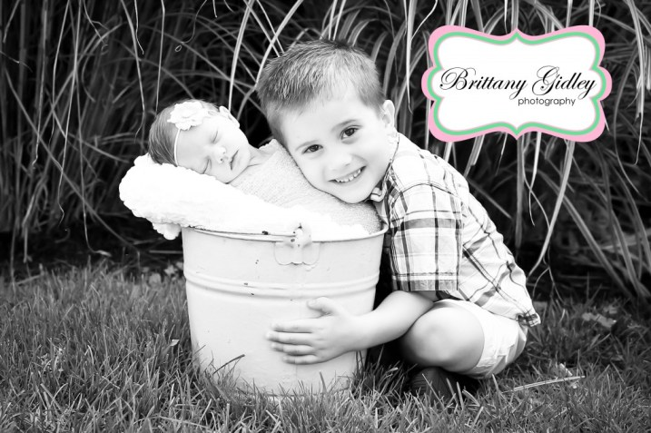 Top Cleveland Newborn Photography | Brittany Gidley Photography LLC