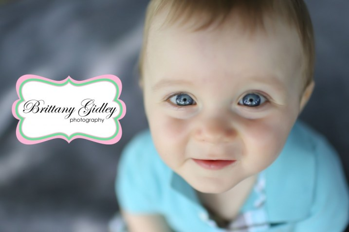 Professional Baby Photographer | Brittany Gidley Photography LLC