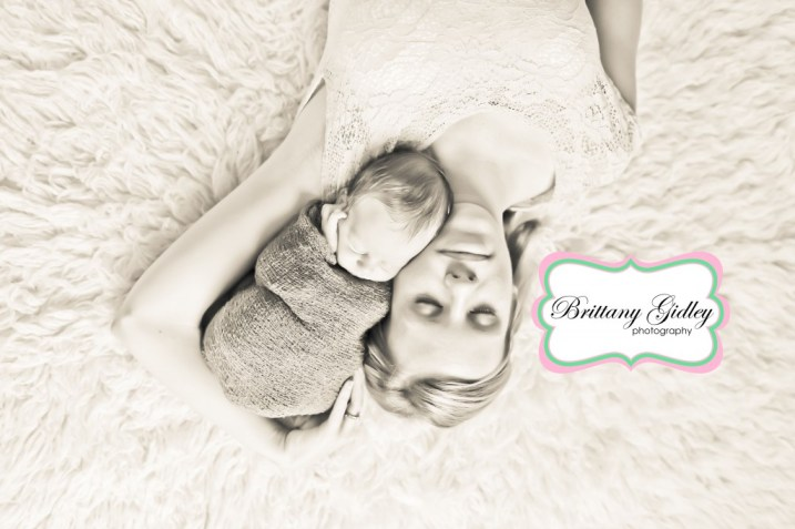 Newborn Photographer | Brittany Gidley Photography LLC
