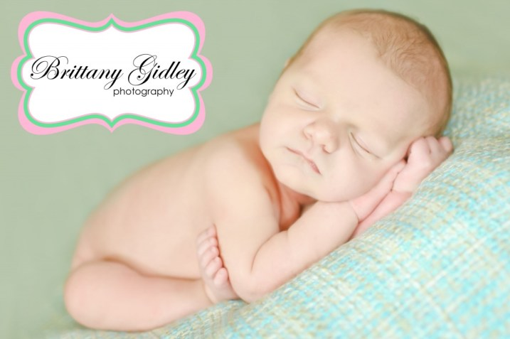 Rocky River Newborn Photography | Brittany Gidley Photography LLC