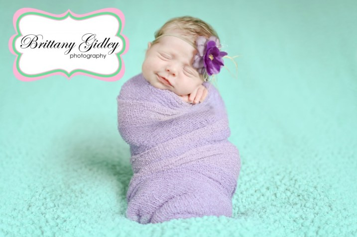 Standing Baby | Best Newborn Poses | Brittany Gidley Photography LLC