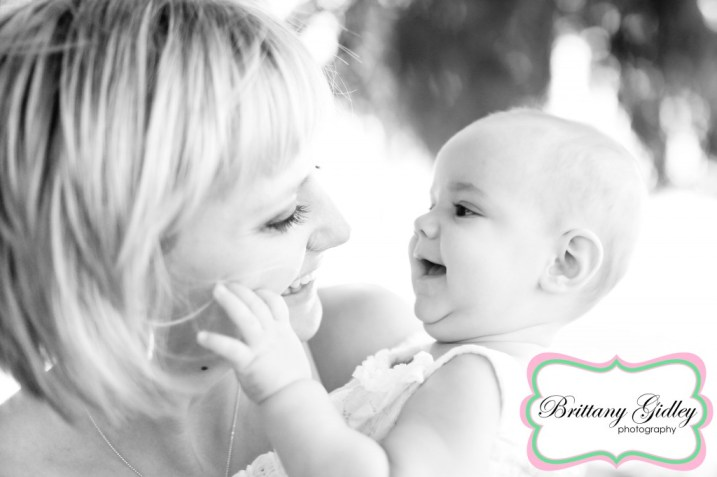 9 Month Baby Photography | Brittany Gidley Photography LLC